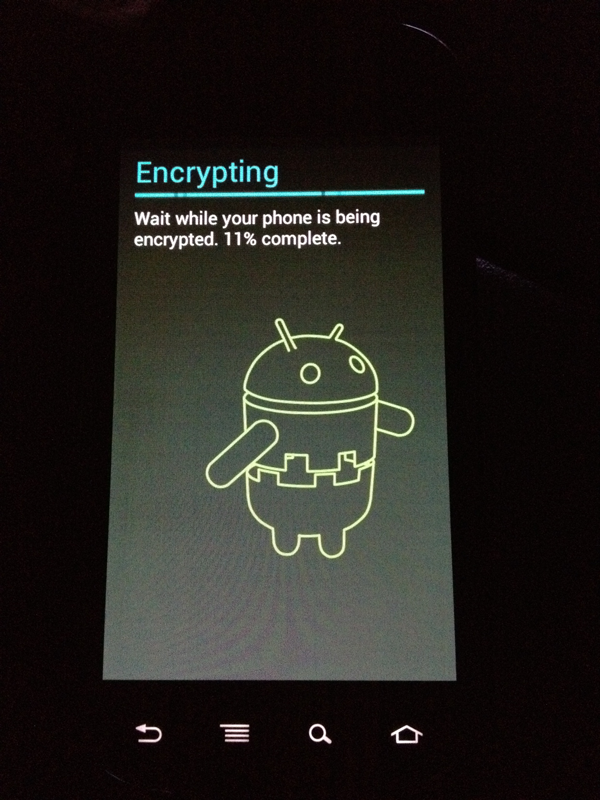 How to Change Your Android Encryption Password Without ...