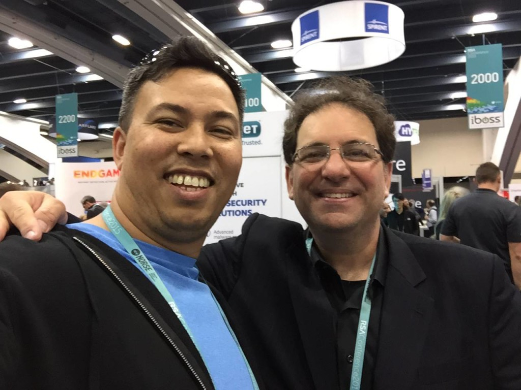 Kevin Mitnick Ghost in the Wires Book Signing