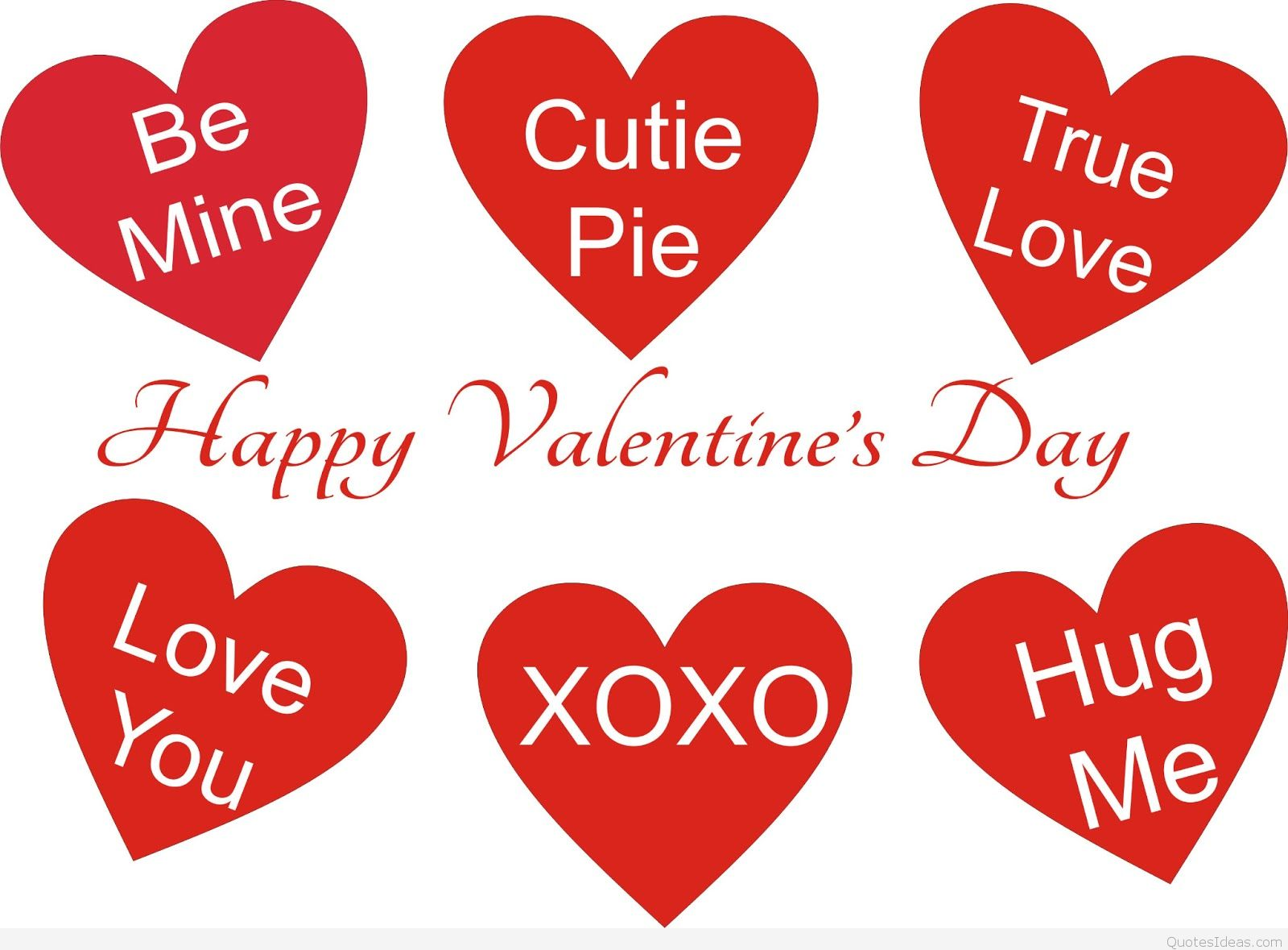 valentines day quotes for her 2017 - Happy Valentines Day Wishes